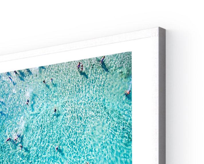White Frame | passe-partout