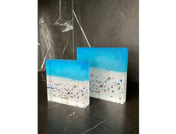 Marina Vernicos Collection - Plexiglas Stand - Myrtos