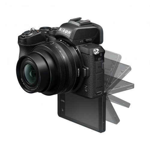 Z 50 VLOGGER KIT DX Format - NIKON