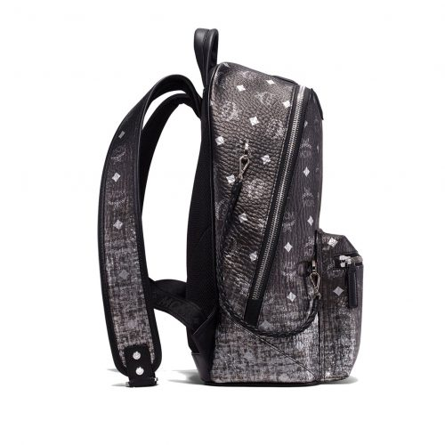 New Duke Backpack in Gradation Visetos- MCM