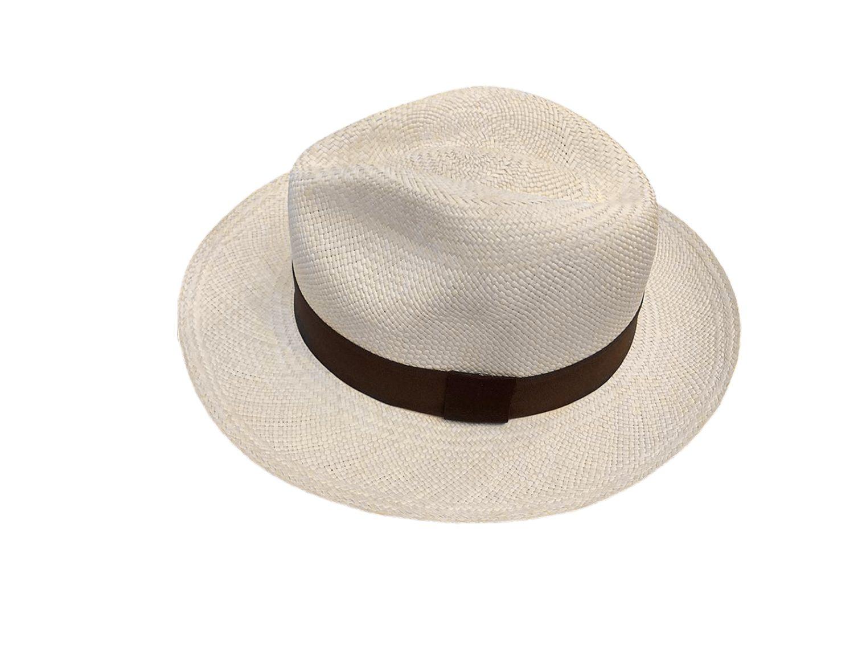 Panama Hat Beige- 𝗣𝗮𝗷𝗮 𝗧𝗼𝗾𝘂𝗶l𝗹𝗮