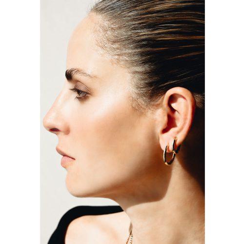 Slim Hoop Earrings 2CM - Adema