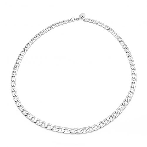 Silver Plated Chain Extra Slim - Adema