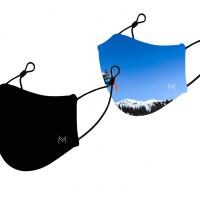 Black & Snowboard