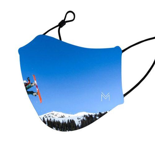 Face Mask - Snowboard