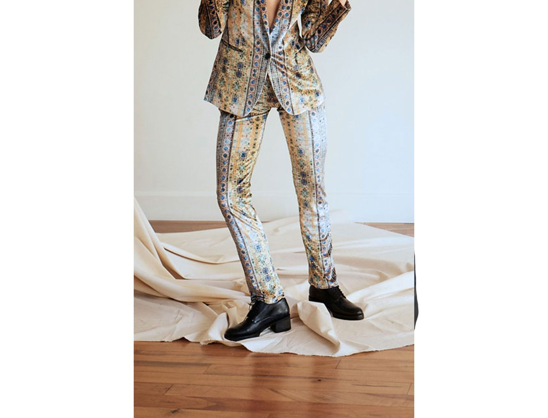Trousers - MYRTO DRAMOUNTANI