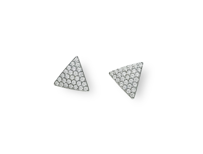 Triangle Earrings - Adema