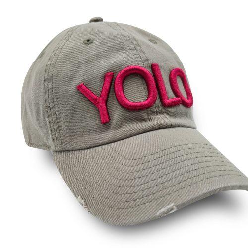 YOLO - Cap