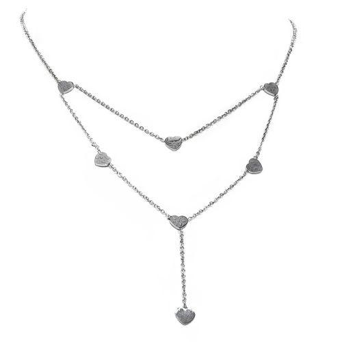 Hearts Necklace  - Adema