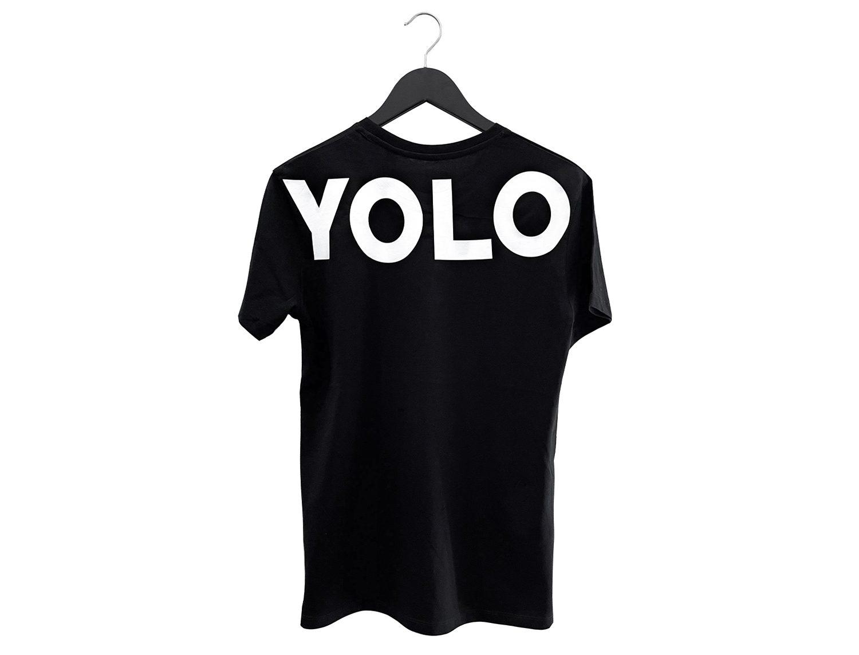 YOLO - Black