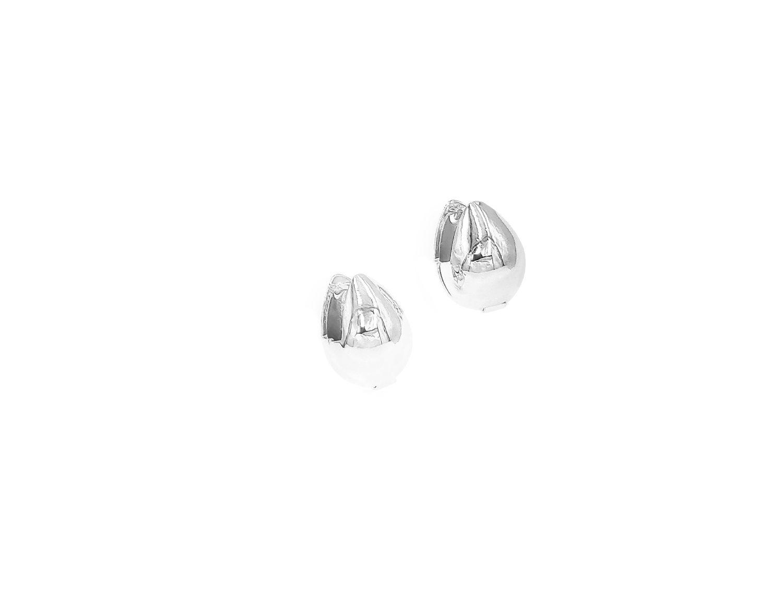 Drop Earrings Silver Plated - ADEMA