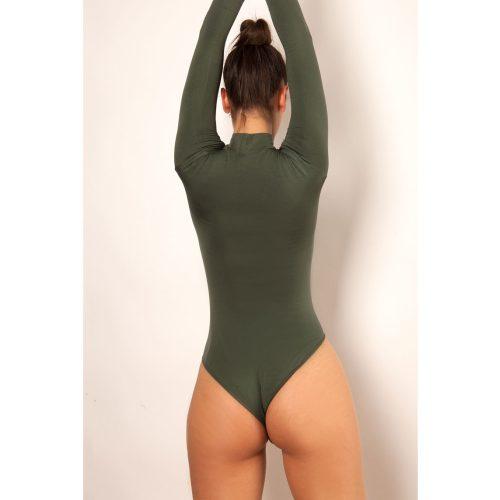 Khaki Bodysuit - Insomnia
