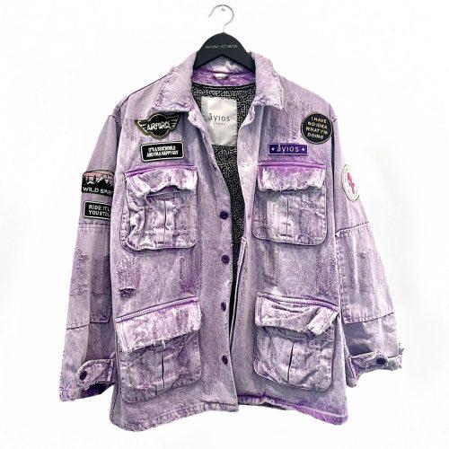 Amanzoe Exclusive Purple - Ayios x Marina Vernicos