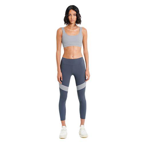 FIELD Two-tone leggings - MEYIA