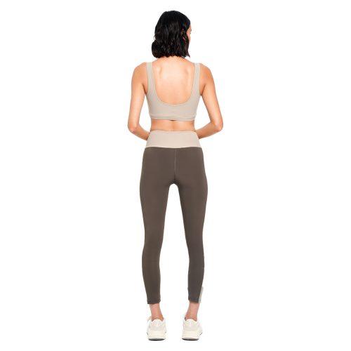 UNIT Three-tone leggings - MEYIA