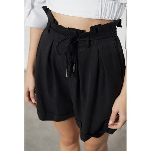 The Sailor Shorts - BLACK - 4tailors