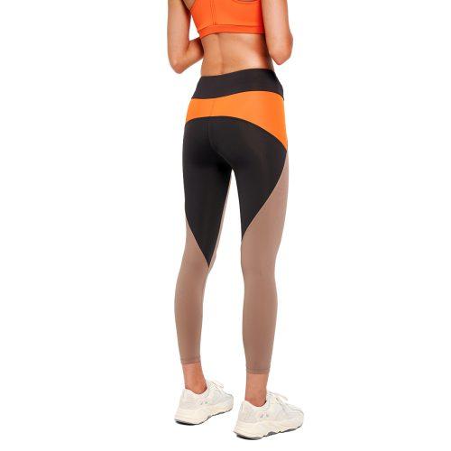 FOCUS Three-tone leggings - MEYIA