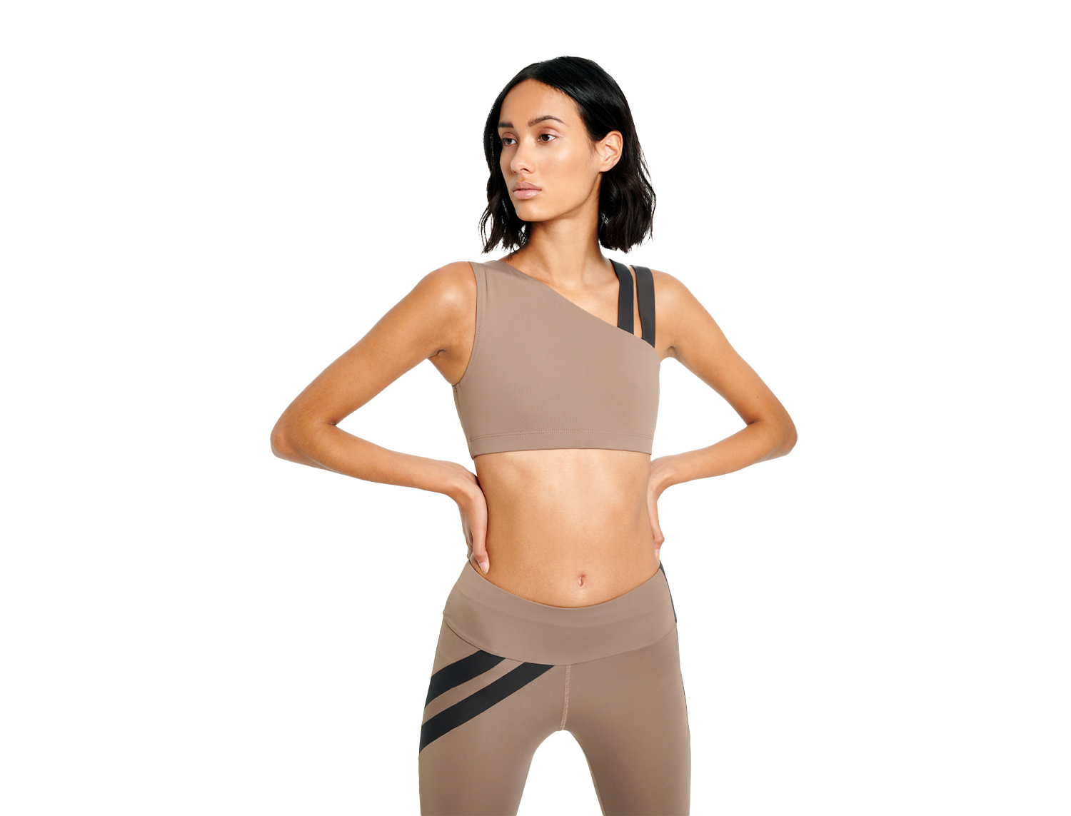 VECTOR Two - Tone Sports bra - MEYIA