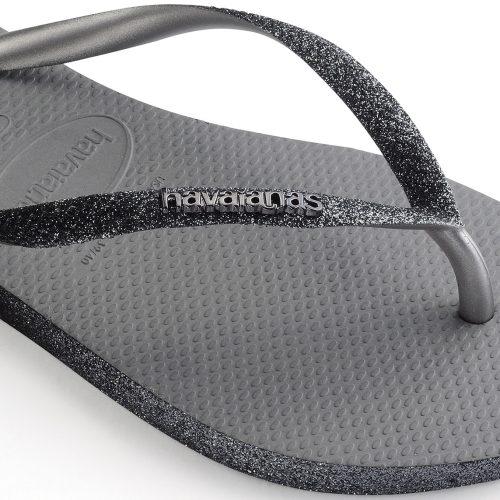 Steel grey Slim - Havaianas