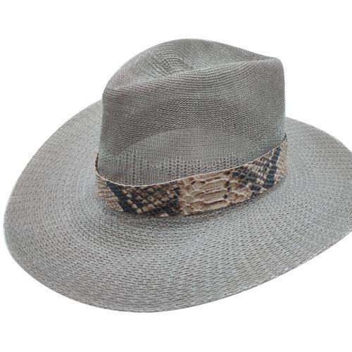 Fedora Hat Gey - 𝗣𝗮𝗷𝗮 𝗧𝗼𝗾𝘂𝗶l𝗹𝗮
