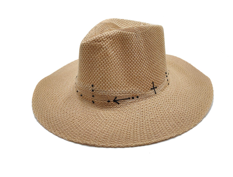 Fedora Hat Brown- 𝗣𝗮𝗷𝗮 𝗧𝗼𝗾𝘂𝗶l𝗹𝗮