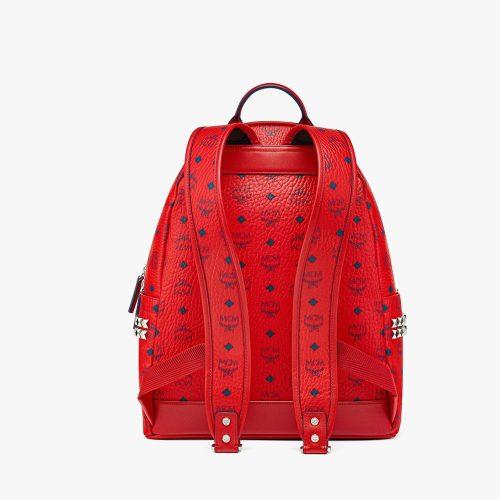 Stark Side Studs Backpack in Visetos - MCM