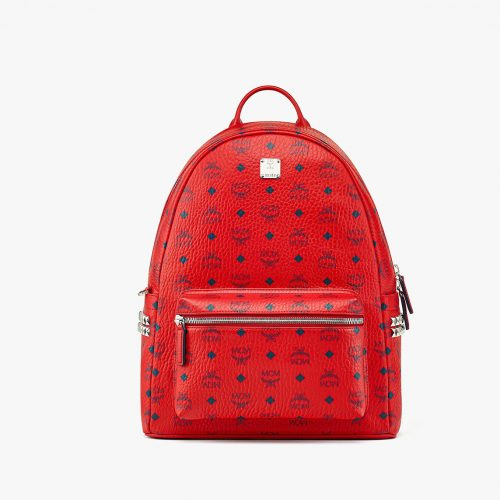 Red backpacl