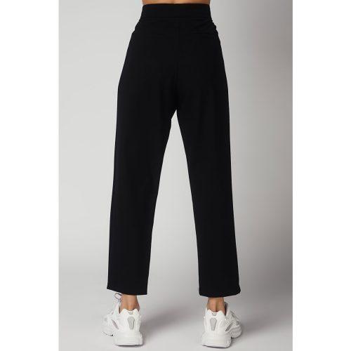 The Janome Pants-BLACK