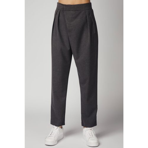 The Janome Pants-GREY